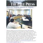 IYL Free Press - Midcoast Students Return to Augusta - 18Feb2016